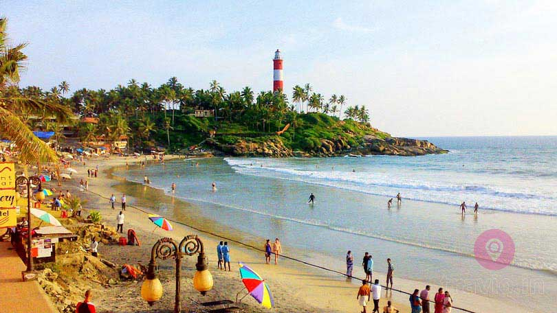 Kovalam Beach Holiday Packages