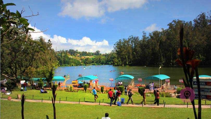Emerald Lake Nilgiris Ooty